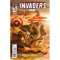 Invaders Now!  Issue 2