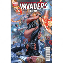 Invaders Now!  Issue 3