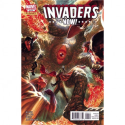 Invaders Now!  Issue 4