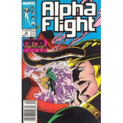 Alpha Flight Vol. 1 Issue 050