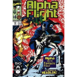Alpha Flight Vol. 1 Issue 093