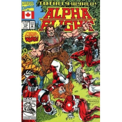Alpha Flight Vol. 1 Issue 115