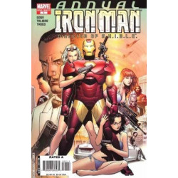 Iron Man Vol. 4 Annual 1