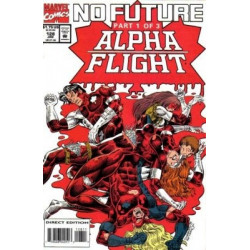 Alpha Flight Vol. 1 Issue 128