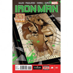 Iron Man Vol. 5 Issue 17
