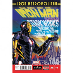 Iron Man Vol. 5 Issue 18