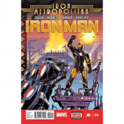 Iron Man Vol. 5 Issue 19