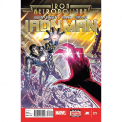 Iron Man Vol. 5 Issue 21