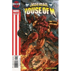 Iron Man: House of M Mini Issue 1