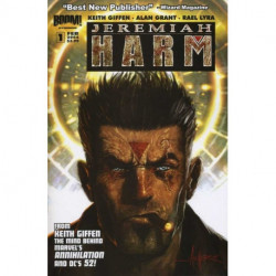 Jeremiah Harm  Issue 1