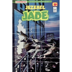Jezebel Jade Mini Issue 1