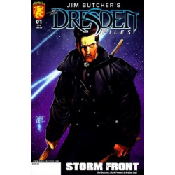 Jim Butcher's Dresden Files: Storm Front Vol. 1 Issue 1