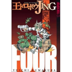 Jing: King of Bandits  Issue 4