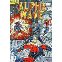 Alpha Wave One-Shot Issue 1