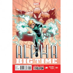 Alpha: Big Time  Issue 1
