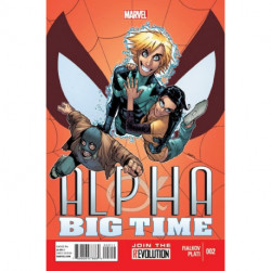 Alpha: Big Time  Issue 2