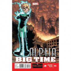Alpha: Big Time  Issue 3