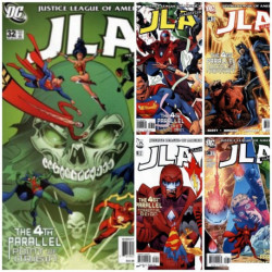 JLA: Classified Collection 5 - 4th Parallel