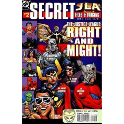 JLA: Secret Files Issue 2