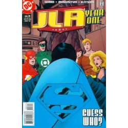 JLA: Year One  Issue 3