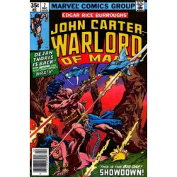 John Carter, Warlord of Mars Vol. 1 Issue 7