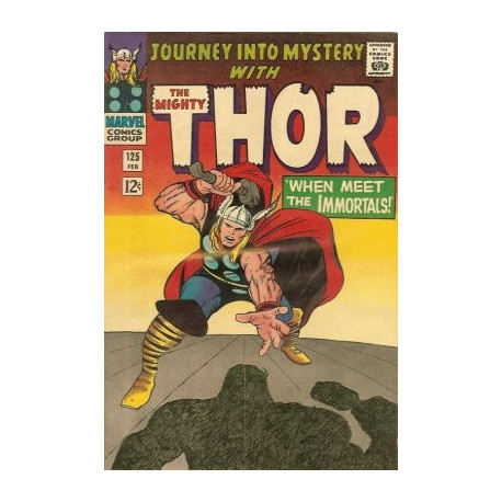 Journey Into Mystery Vol. 1 Issue 125