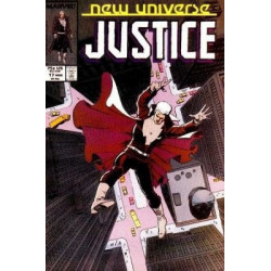 Justice  Issue 17