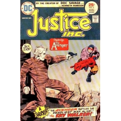 Justice Inc.  Issue 2