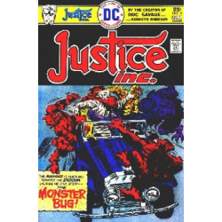 Justice Inc.  Issue 3