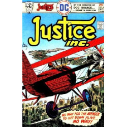 Justice Inc.  Issue 4