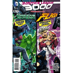 Justice League 3000 Issue 09