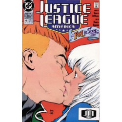 Justice League America  Issue 045