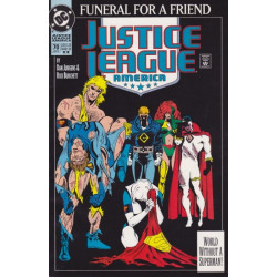 Justice League America  Issue 070c