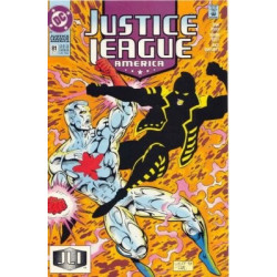 Justice League America  Issue 081
