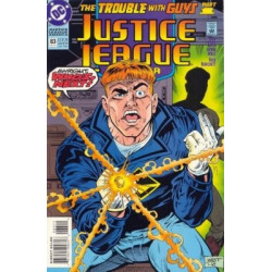 Justice League America  Issue 083