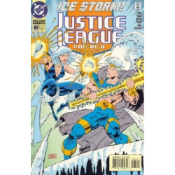 Justice League America  Issue 085