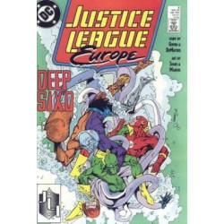 Justice League Europe  Issue 02