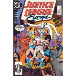 Justice League Europe  Issue 03