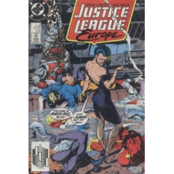 Justice League Europe  Issue 04