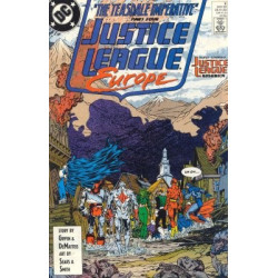 Justice League Europe  Issue 08