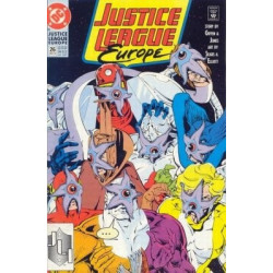 Justice League Europe  Issue 26