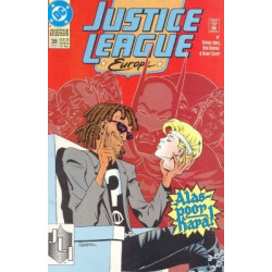 Justice League Europe  Issue 39