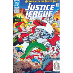Justice League Europe  Issue 48