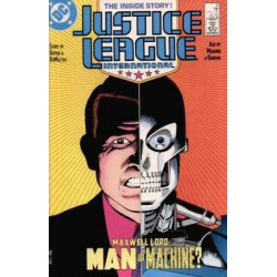 Justice League International  Issue 12