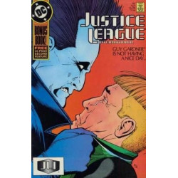 Justice League International  Issue 18