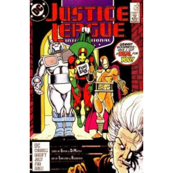 Justice League International  Issue 20
