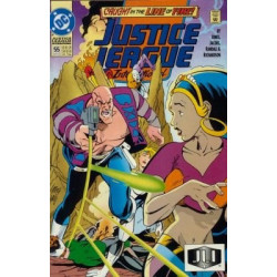 Justice League International Vol. 2 Issue 55