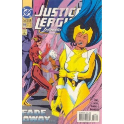 Justice League International Vol. 2 Issue 58