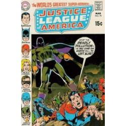 Justice League of America Vol. 1 Issue 079