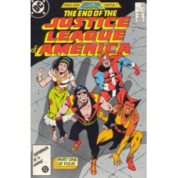Justice League of America Vol. 1 Issue 258